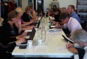 workshop bloggen